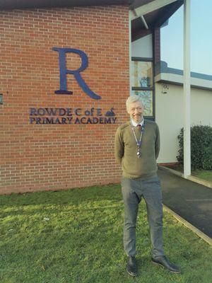Jon Edy-Berry, Headteacher